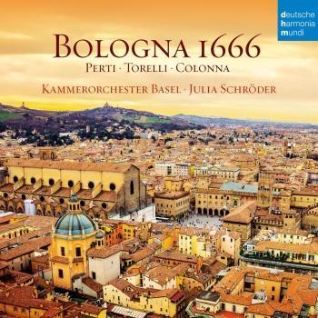 Cover Bologna 1666: Perti, Torelli, Colonna