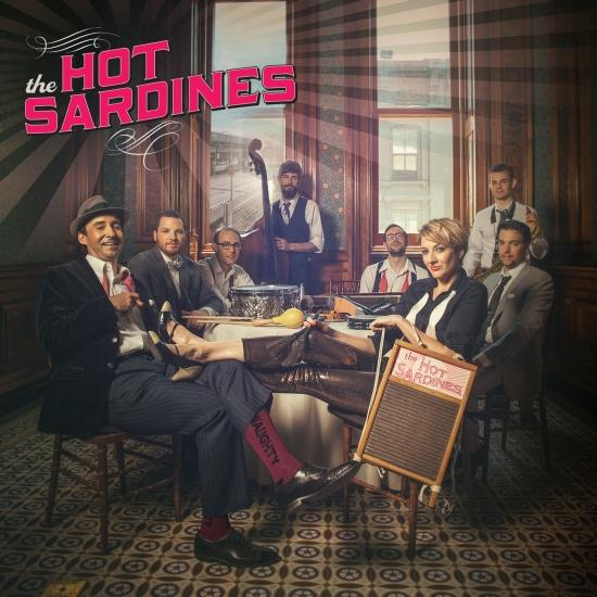 Cover The Hot Sardines