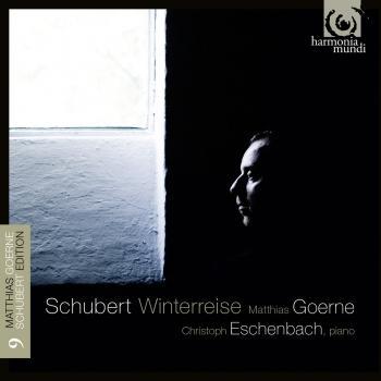 Cover Schubert: Winterreise D. 911