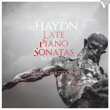 Cover Haydn: Late Piano Sonatas, Nos. 59-62