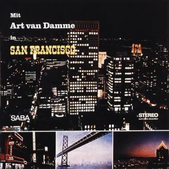 Cover Mit Art Van Damme in San Francisco