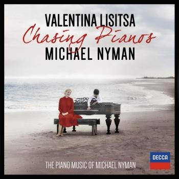 Cover Chasing Pianos: The Piano Music Of Michael Nyman