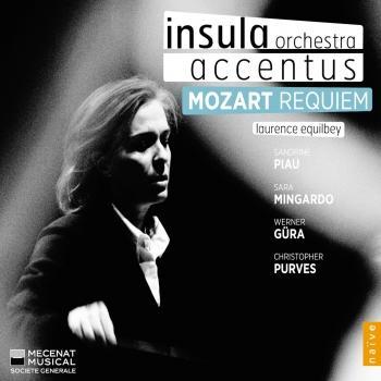 Cover Mozart: Requiem in D minor, K626
