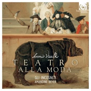 Cover Vivaldi: Teatro alla moda