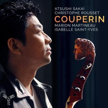 Cover Couperin: Pièces de viole