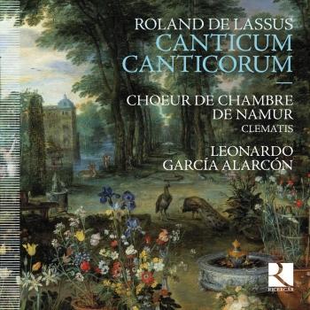 Cover De Lassus: Canticum canticorum