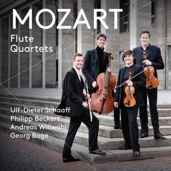 Cover Mozart: Flute Quartets