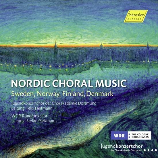 Cover Nordic Choral Music