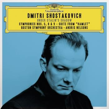Cover Shostakovich Under Stalin's Shadow - Symphonies Nos. 5, 8 & 9 - Suite From Hamlet