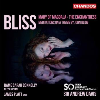 Cover Bliss: The Enchantress, Meditations on a Theme by John Blow & Mary of Magdala