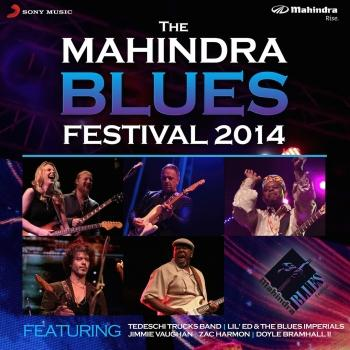 Cover The Mahindra Blues Festival 2014 (Live)