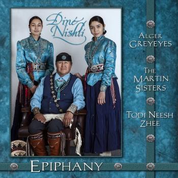 Cover Epiphany - Diné Nishłi