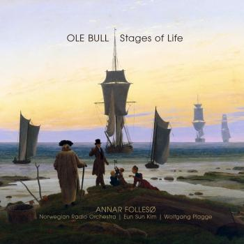 Cover OLE BULL - Stages of Life