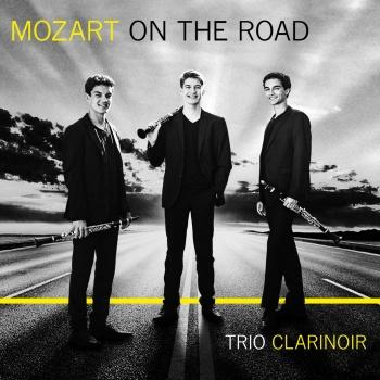 Cover Mozart on the Road