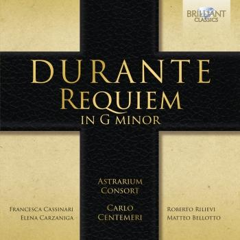 Cover Durante: Requiem in G Minor