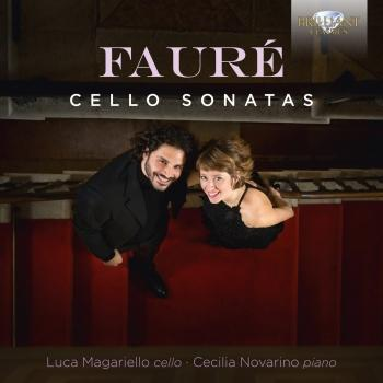 Cover Fauré: Cello Sonatas