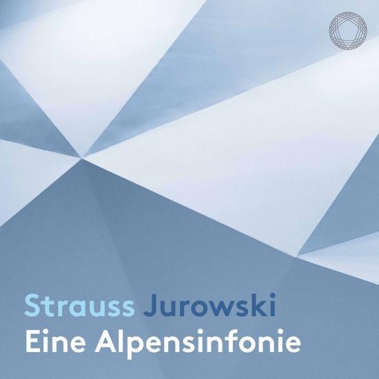 Cover Strauss: Eine Alpensinfonie, Op. 64, TrV 233 (Live)