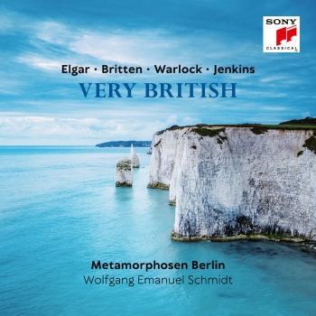 Cover Elgar-Britten-Warlock-Jenkins: Very British