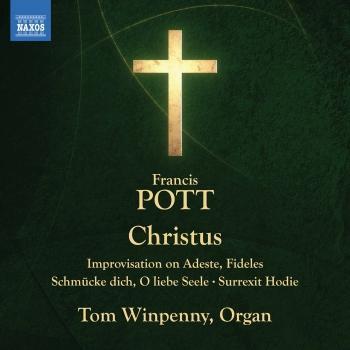 Cover Pott: Christus & Other Works