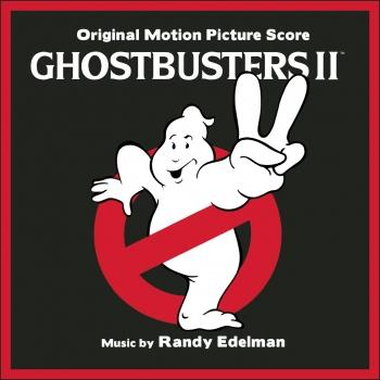 Cover Ghostbusters II (Remastered Original Motion Picture Soundtrack)