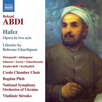 Cover Abdi: Hafez