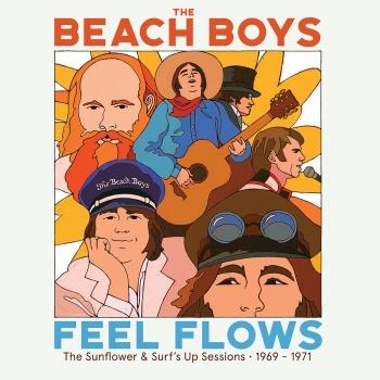 Cover 'Feel Flows' The Sunflower & Surf's Up Sessions 1969-1971 (Deluxe Remastered)