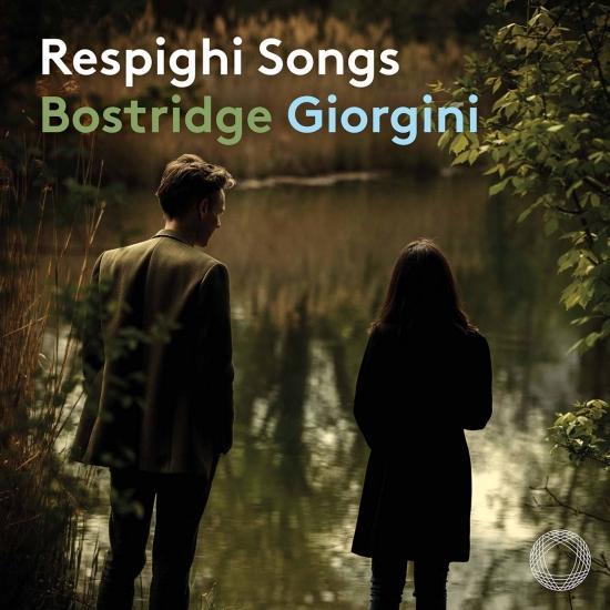 Cover Respighi: Songs