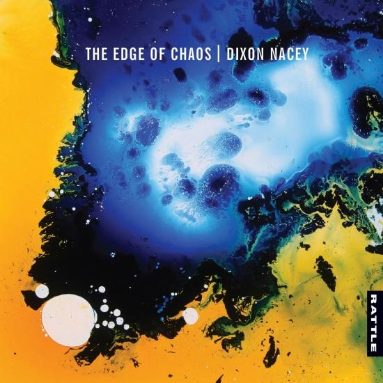 Cover The Edge of Chaos