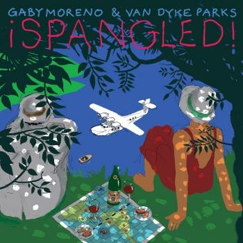 Cover ¡Spangled!