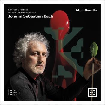 Cover Bach: Sonatas and Partitas for Solo Violoncello Piccolo