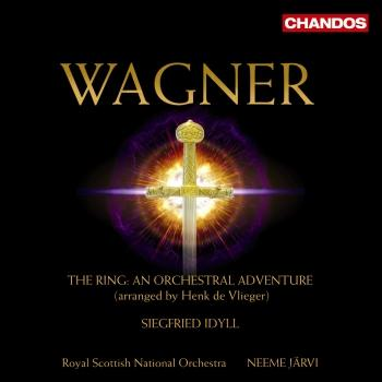Cover Richard Wagner: The Ring