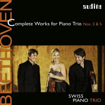 Cover Beethoven: Complete Works for Piano Trio, Vol. 2