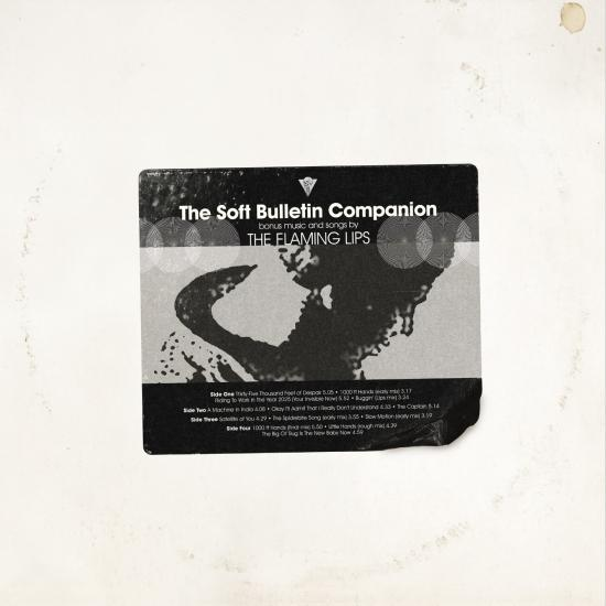 Cover The Soft Bulletin Companion (Remastered)
