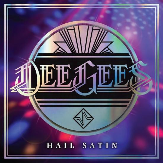 Cover Hail Satin - Foo Fighters - Live