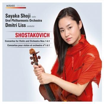 Cover Shostakovich: Violin Concertos No.1 and 2