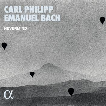 Cover Carl Philipp Emanuel Bach