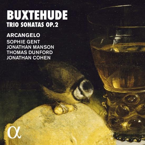 Cover Buxtehude: Trio Sonatas Op. 2