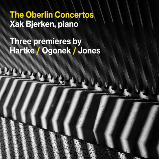 Cover The Oberlin Concertos