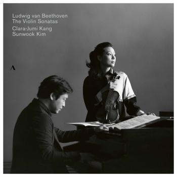 Cover Beethoven: Violin Sonatas No. 1-10