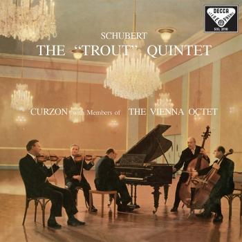 Cover Schubert: Trout Quintet (Remastered)