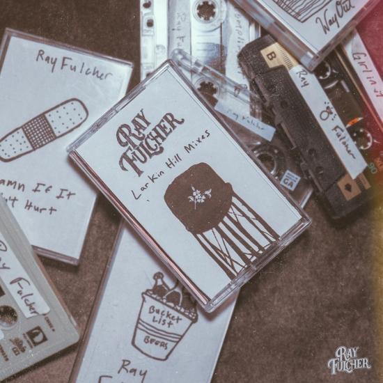 Cover Larkin Hill Mixes