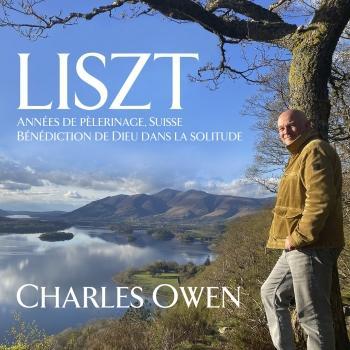 Cover Liszt: Années de pèlerinage, Suisse Bénédiction de Dieu dans la solitude