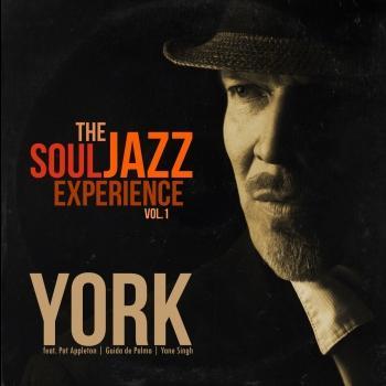 Cover The Souljazz Experience Vol. 1
