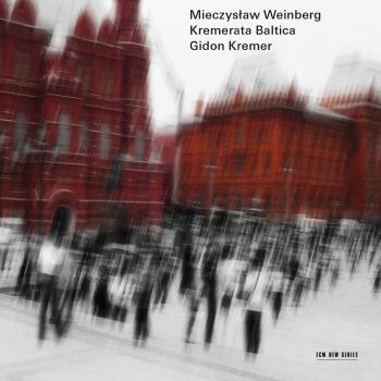 Cover Mieczyslaw Weinberg