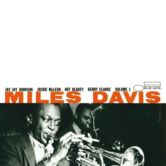 Cover Miles Davis, Volume 1