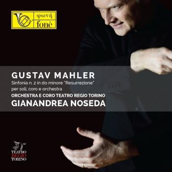 Cover Mahler: Symphony No. 2 'Resurrezione'