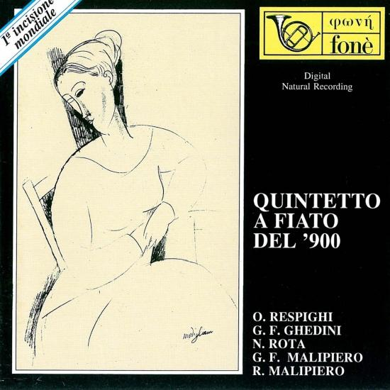 Cover Quintetto A Fiati Del '900 (Remastered)
