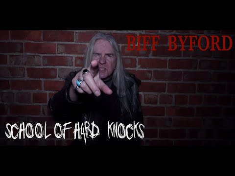 Video Biff Byford - School of Hard Knocks