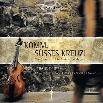 Cover Komm, süsses Kreuz!