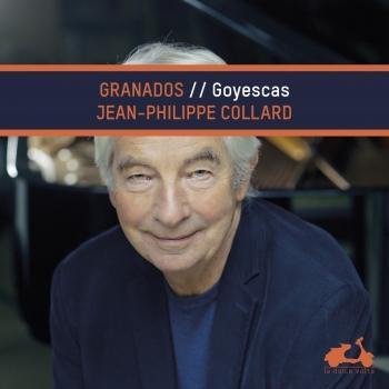 Cover Granados: Goyescas
